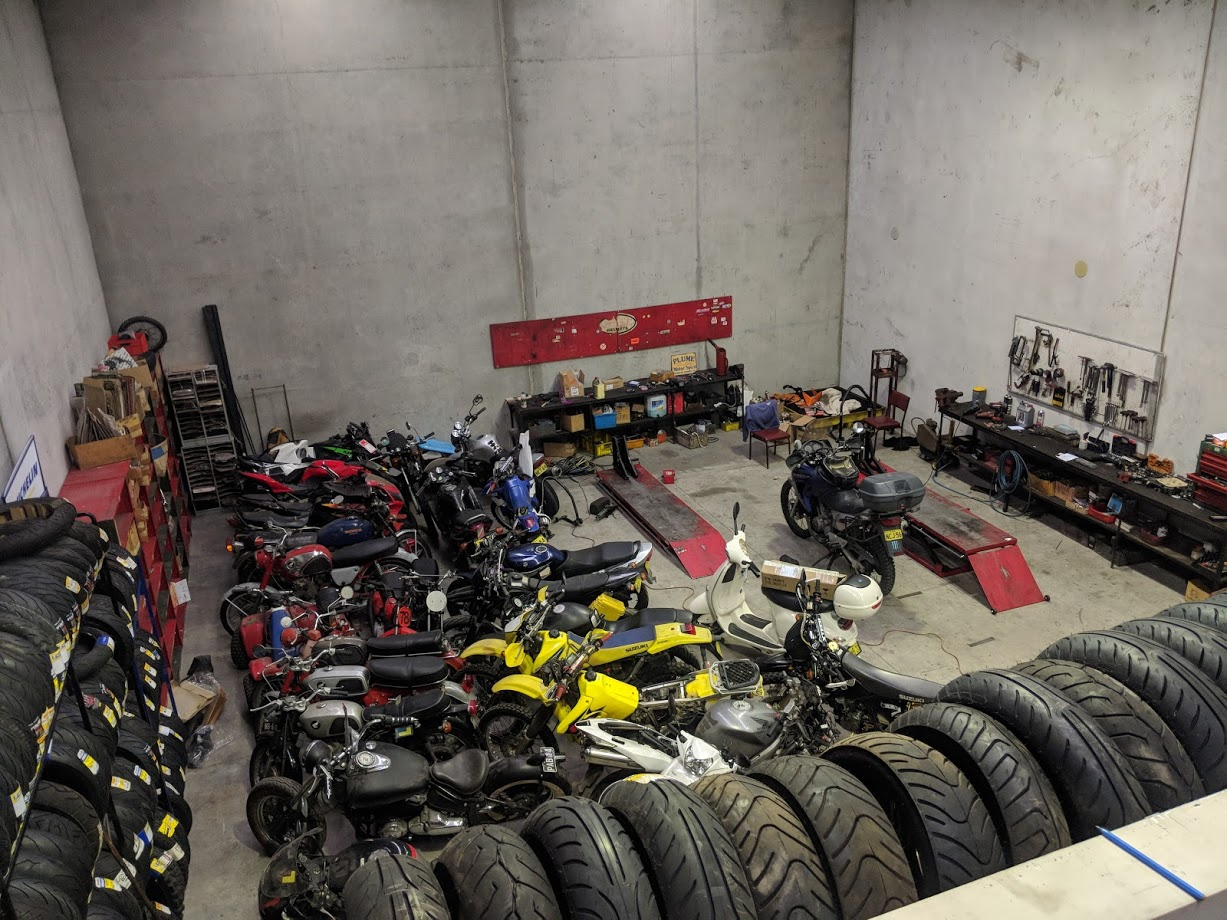 BMS Motorcycles